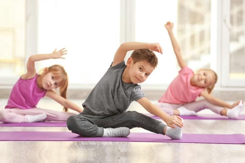 Gyermek jóga (Ovis)