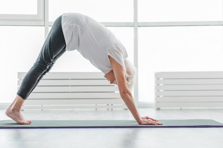 Senior jóga