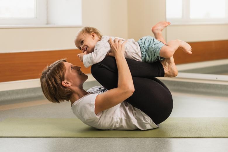 Baba-Mama jóga (nagybabás)
