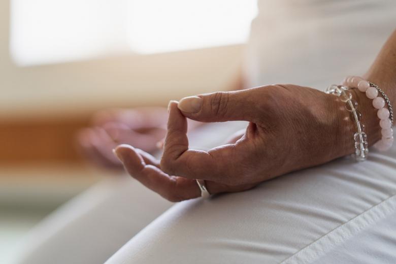 Meditációs gyakorló óra