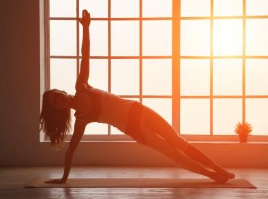Infrás jóga – a Nap gyógyító erejével